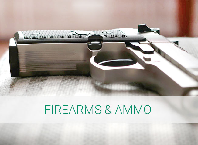 Pawn firearms in Denham Springs